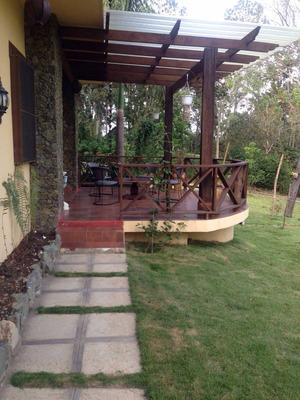 Br 809 Vende En Jarabacoa Villa #7 En Salto Jimeno-