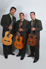 Trio Los Bi-reyes - Serenatas En Valencia