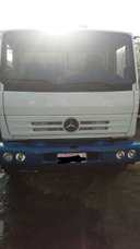 Caminhão Caçamba Mb 2423 Ano 2001