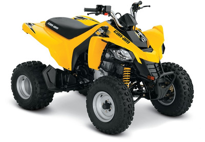 Quadriciclo Bombardier Can Am Ds 90 2016