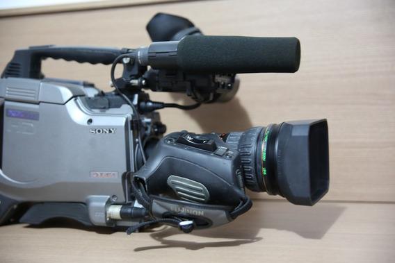 Câmera Sony Pdw-330 Hd Xdcam Cine Alta Cancorder