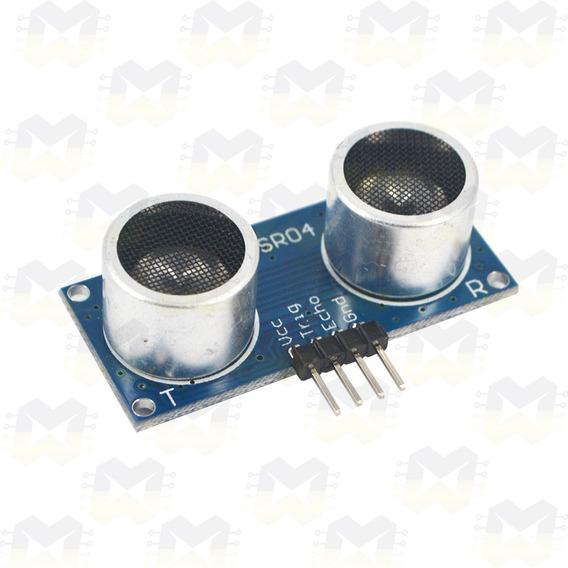 Sensor Ultrasonico Hc-sr04 Mede Distância Arduino Esp8266