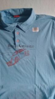 Camiseta Masculina Polo Self