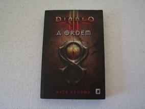 Diablo - A Ordem - Livro - 1ª Edição 2012