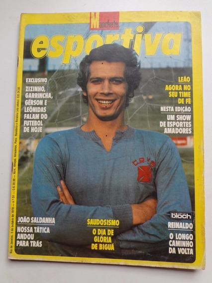 Revista Manchete Esportiva Nº 51 Leão