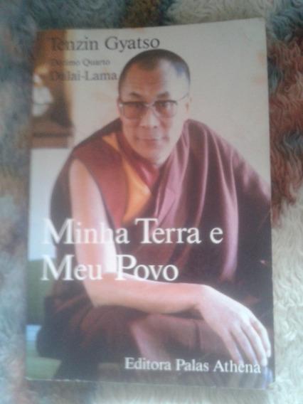 Livro Minha Terra E Meu Povo