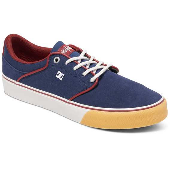 Tenis Hombre Mikey Taylor Vulc Azul Spring 2016 Dc Shoes