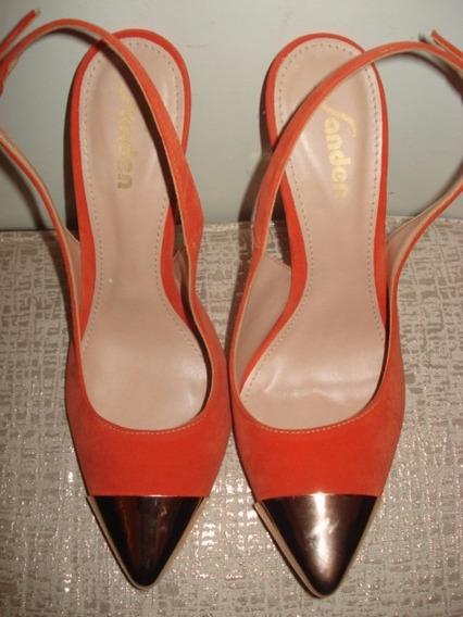 Sapato Scarpin Da Sanden No 37