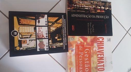 Livros De Administracao!!!