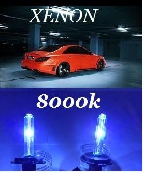 Lampada Xenon Hb3 8000k Reposição 2 Unidades