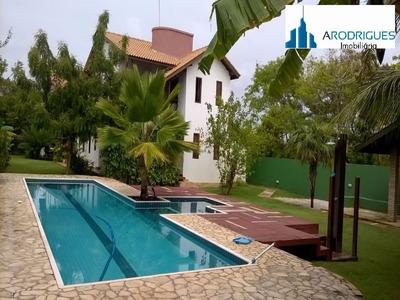 Casa Residencial Em Camacari - Ba, Itacimirim - Ca00116