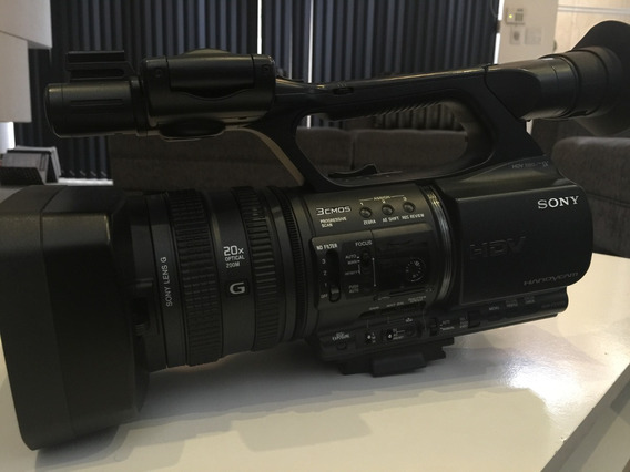 Sony Hdr-fx1000 Mini Dv 1920x1080 De Resolução.