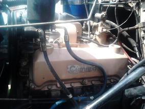 Motor Diesel Cummins 210 Hp Mecánico,recién Anillado,camion