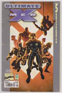 Ultimate X Men # 5 - Editorial Vid