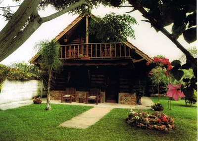 Se Alquila Casa En La Paloma-rocha .alquilada Ene Y Feb.