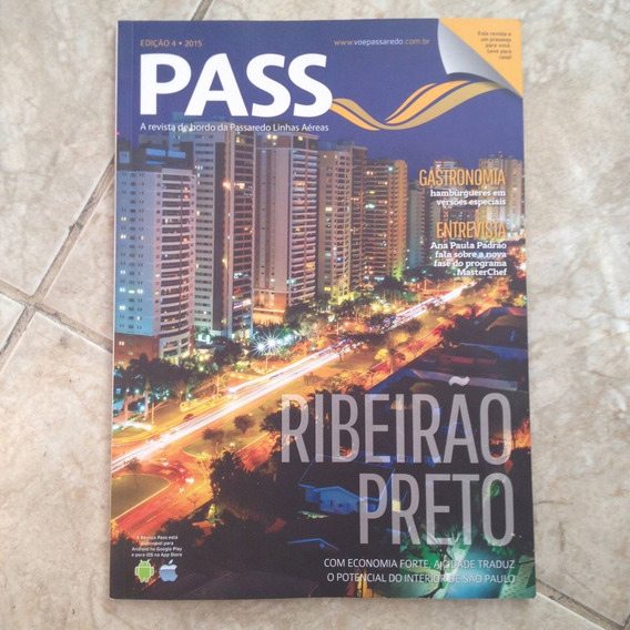 Revista Pass Ed4 2015 Ana Paula Padrão / Ribeirão Preto