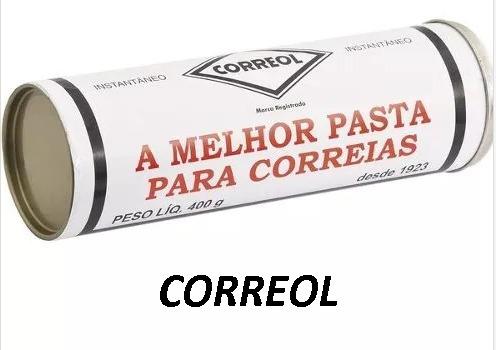 Pasta Antideslizante E Antiderrapante P/ Correias Breu/cera