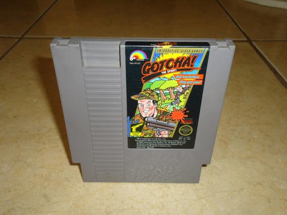 Gotcha Nintendo Nes +++