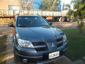 Camioneta Mitsubishi Outlander Exelente Estado