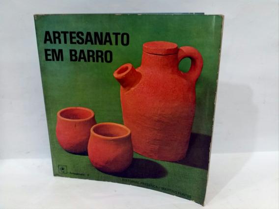 Livro Artesanato Em Barro Gerhard Frank ***