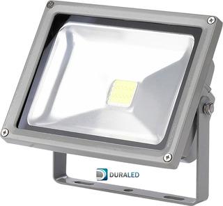 Reflector Led Para Exterior 50w Duraled 1 Año De Garantia