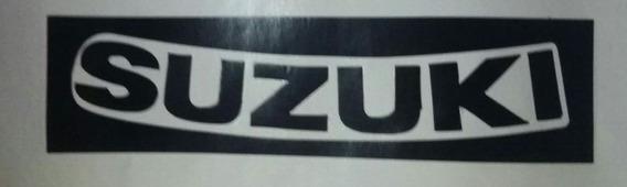 Adesivo Suzuki.