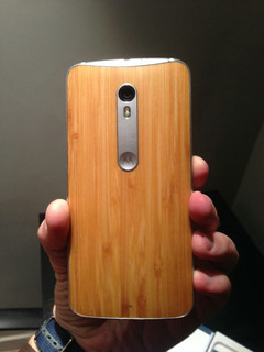 Moto X Style Bambu Usado 8 Meses De Garantia.