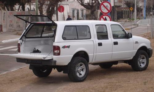 Imagen 1 de 3 de Cúpula Con Ventana De Correr Ford Ranger 2005 Doble Cabina
