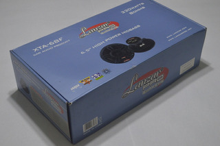 Medios Bajo Lanzar Pro 6 Xta-68f Original (precio Por Par)