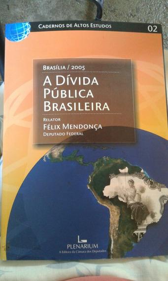A Dívida Pública Brasileira