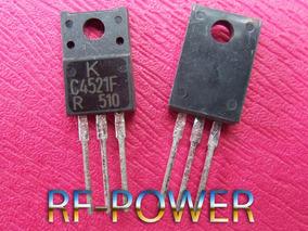 Transistor Mosfet Ktc4521f C4521f C4521 To220f Novo Original