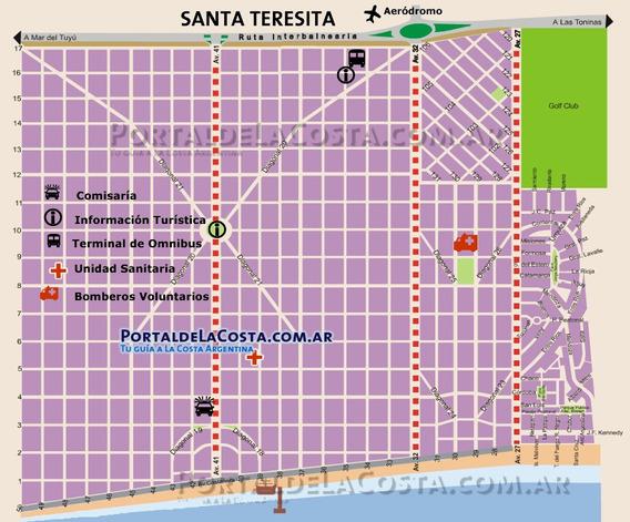 Santa Teresita Dueño Directo Vende Lotes..