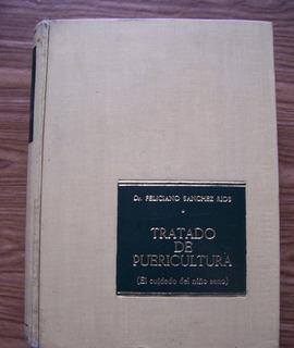 Tratado De Puericultura-900p-ilust-p.dura-feliciano Sánchez-
