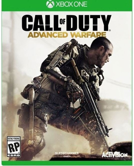 Console Xbox One - Call Of Duty Aw Edition 1tb