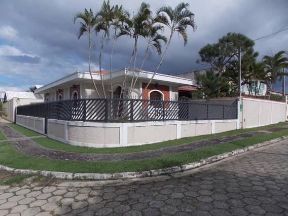 Casa C/ Edícula No Bairro Oásis Em Peruíbe Para Venda