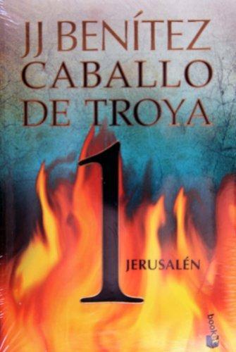 Caballo De Troya 1 Jerusalén - J.j. Benítez Envío Gratis Dhl