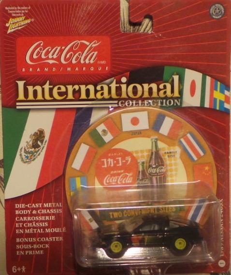 Johnny Lightning Coca Cola Nissan 240zx