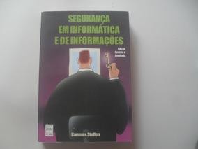 Segurança Em Informática E De Informações - Caruso/steffen