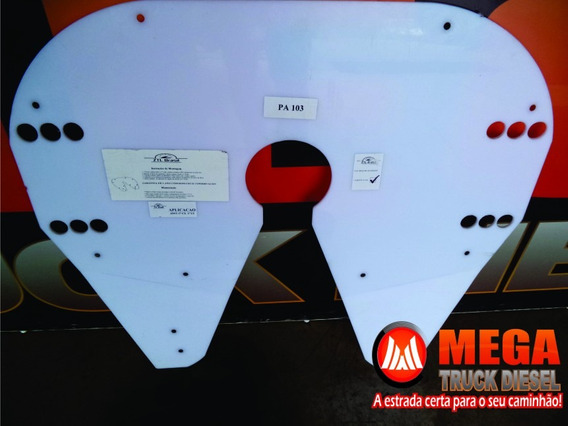 Placa Auto Lubrificante Para 5º Eixo Roda Ztl 102 Br