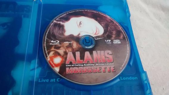 Bluray Alanis Morissette - Ao Vivo Brixton London !! Musical