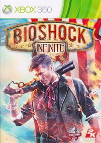 Bioshock Infinite Midia Fisica Xbox 360 Semi-novo