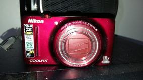 Camera Digital Semi Profissional Da Nikon