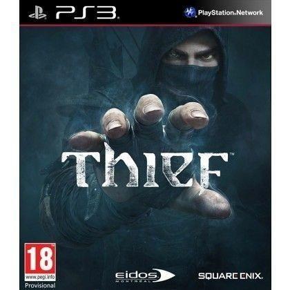 Thief Ps3 Novo ( Mídia Física )
