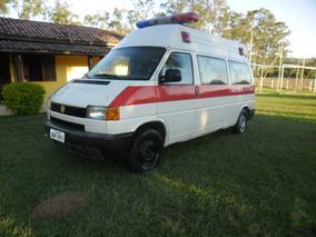 Eurovan Caravelle Ambulancia Novissima Diesel