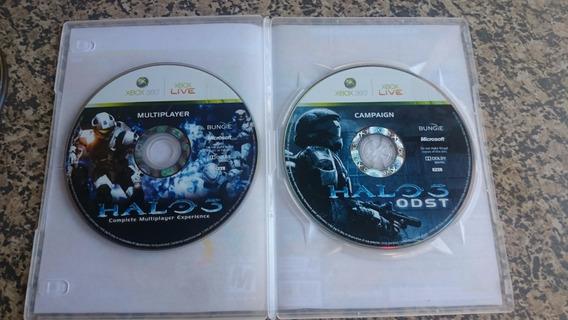 Halo 3 Odst [ntsc/pal] S/capa Xbox 360-frete:r$10