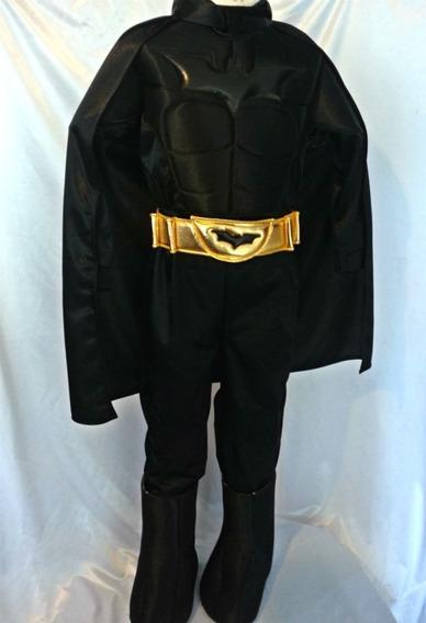 Batman Disfraz Tipo Batman Caballero De La Noche