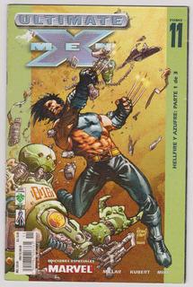 Ultimate X Men # 11 - Editorial Vid