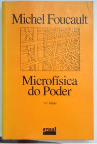 Microfisica Do Poder - Michel Foucault - Frete Gratis
