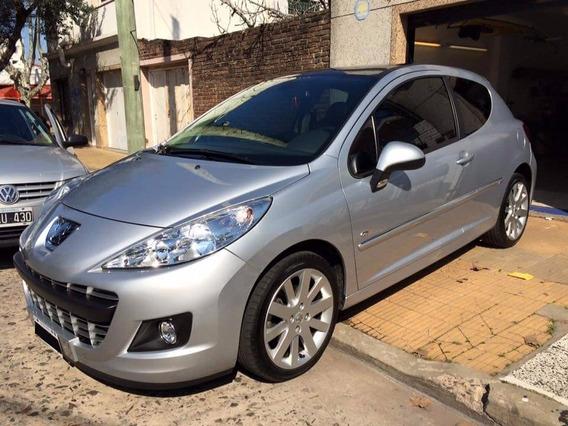 Peugeot 207 Gti - 2012 - Unico Dueño - 100% Original