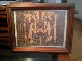 Amates Con Historia Maya Piezas Unicas